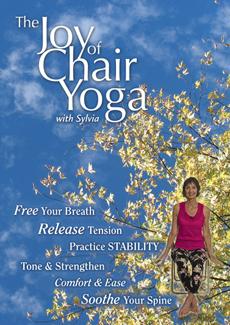 The Joy Of Chair Yoga Dvd